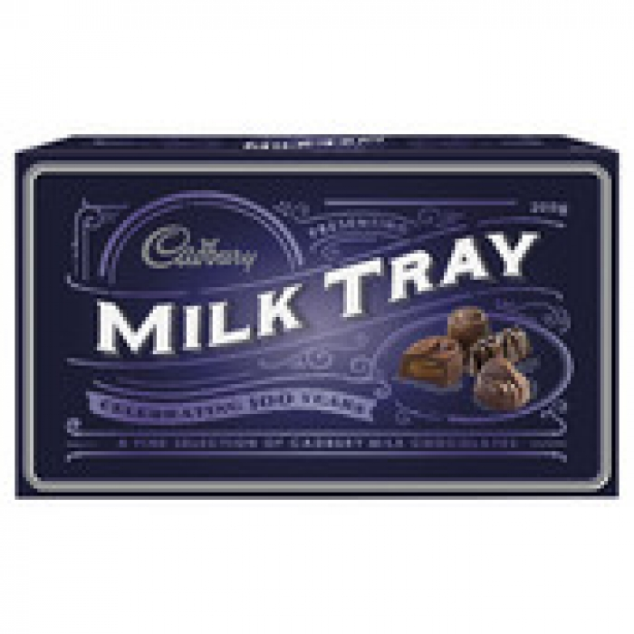 Cadbury Dairy Milk Chocolate Gift Tray 200g