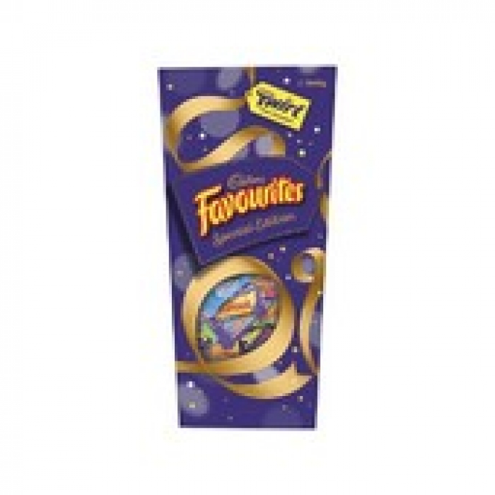Cadbury Favourites Chocolate Gift Box Large 540g