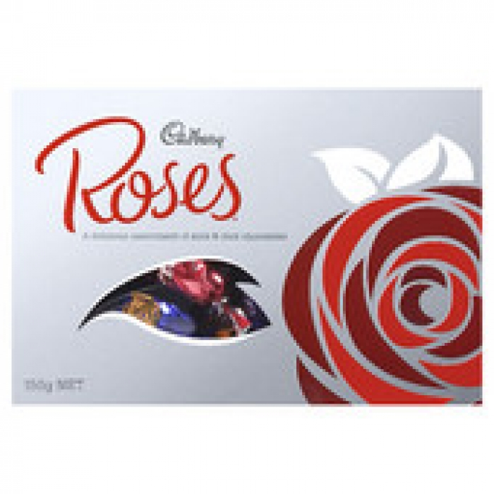 Cadbury Roses Chocolate Gift Box 150g