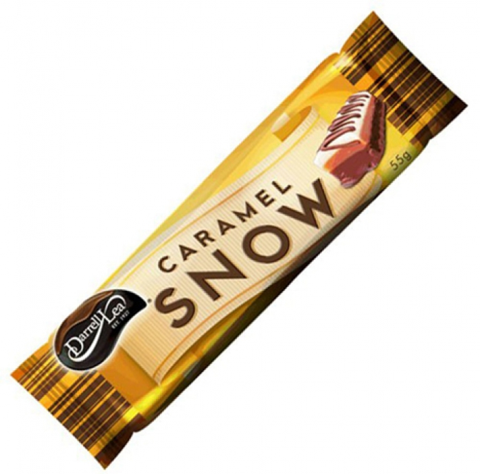Caramel Snow bar 50g