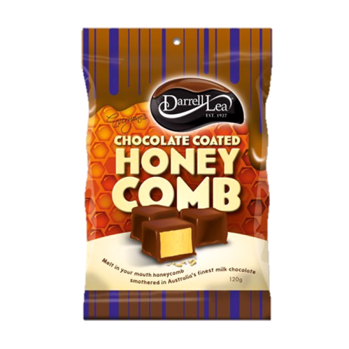 Choc Honeycomb 120g
