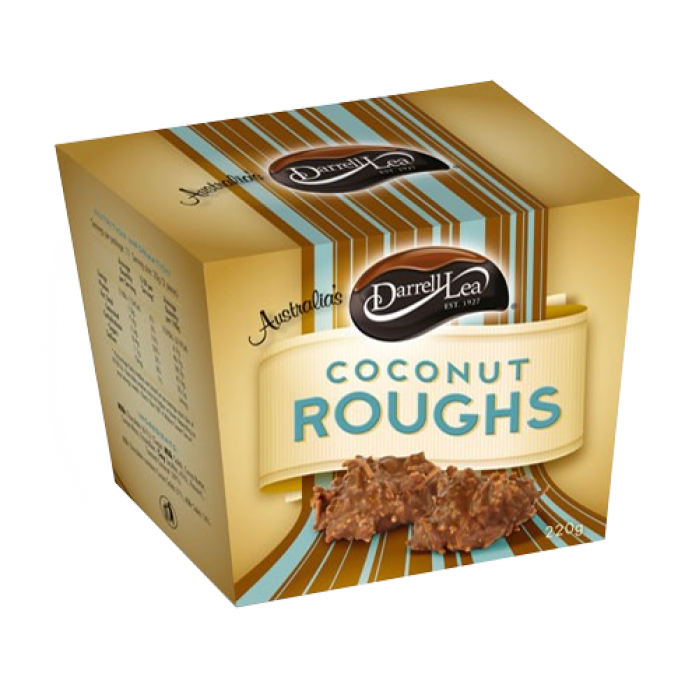 Coconut Roughs 220g