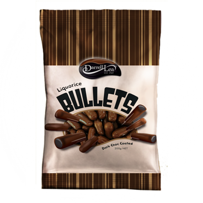 Dark Choc Bullets 200g