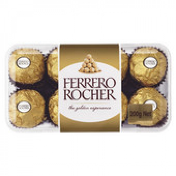 Ferrero Rocher Chocolate 16 pack 200g