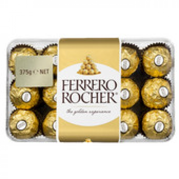 Ferrero Rocher Chocolate 30 pack 375g