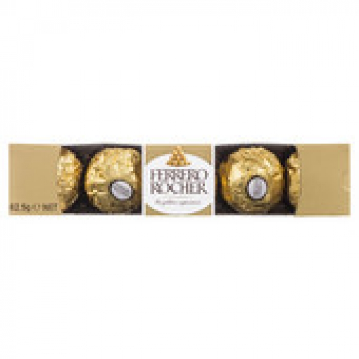 Ferrero Rocher Chocolate 5 pack 62.5g