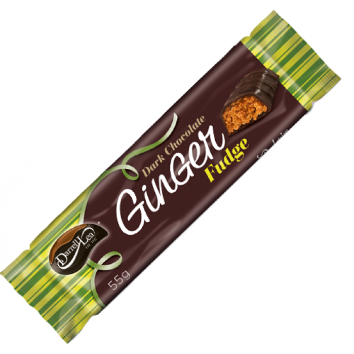 Ginger Fudge Bar 55g