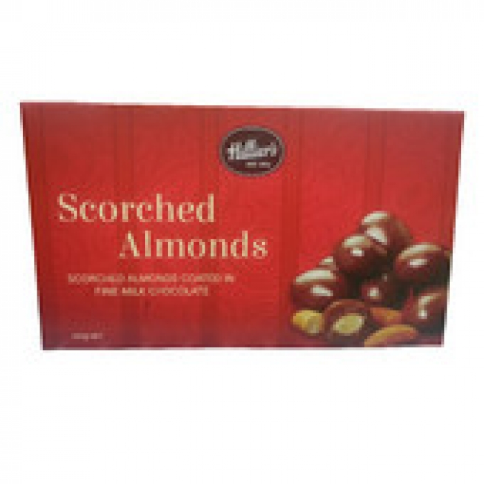 Hilliers Chocolate Almond Gift Box 240g