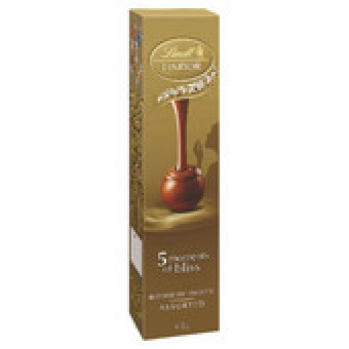 Lindt Lindor Assorted Chocolate Balls 5 pack 62g