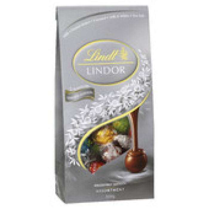 Lindt Lindor Limited Edition Assortment Bag 300g
