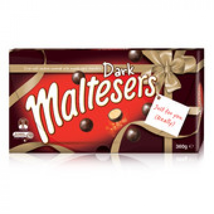 Maltesers Dark Gift Box 360g