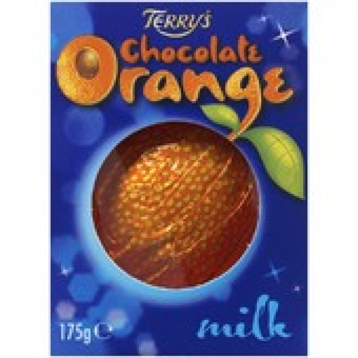 Terrys Milk Chocolate Orange Gift Box 157g