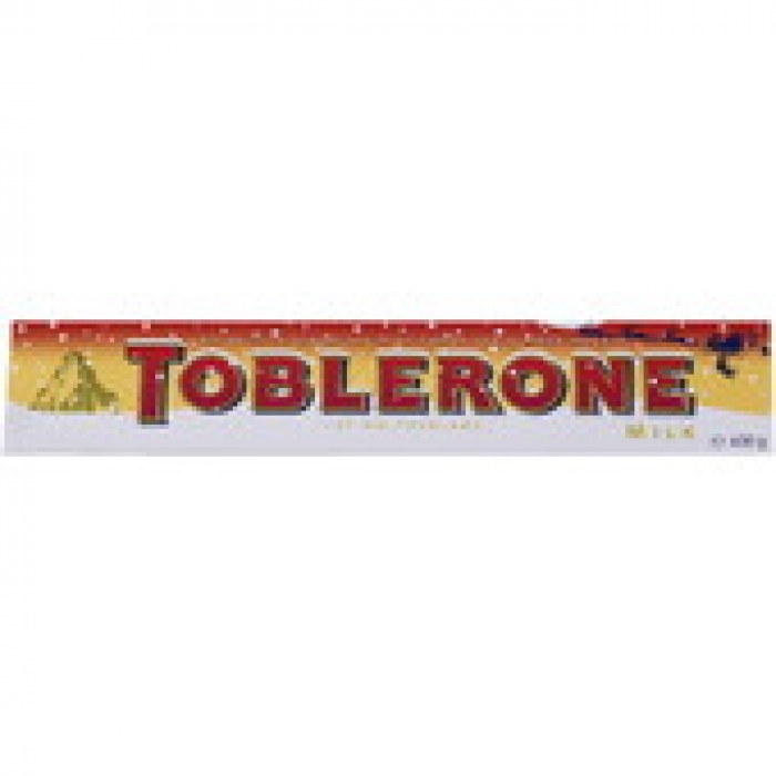 Toblerone Milk Chocolate Gift Bar 360g